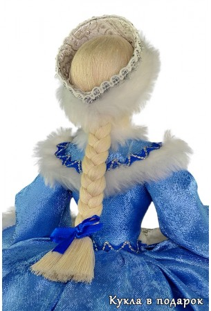 Подарок для подруги кукла в кокошнике