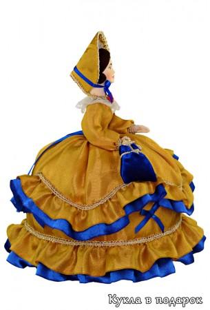 Подарок для кухни кукла на чайник