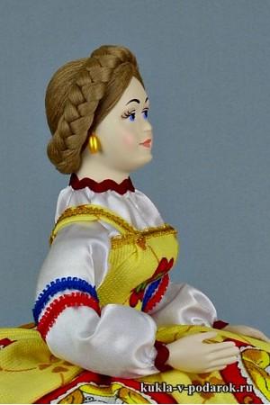 Фото баба на чайник кукла грелка