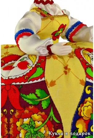 Баба на чайник кукла элементы одежды