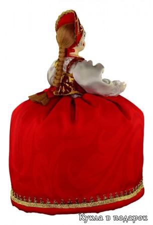 Кукла ручной работы грелка на чайник заварник