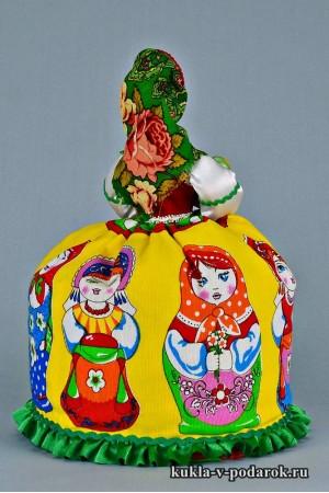 Матрешка русская кукла подарок из России