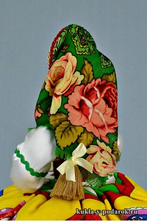 Матрешка русская кукла сувенир России