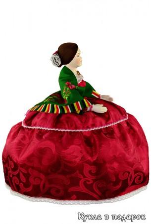 Барышня на чайник кукла в подарок