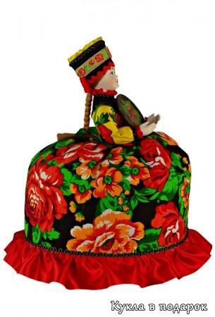 Оригинальный подарок жене в стиле Жостово