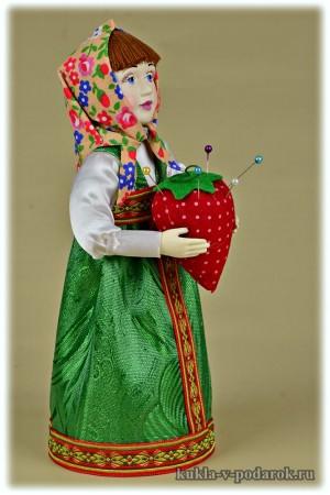 Игольница Маша кукла в подарок