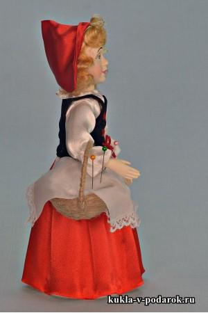 Красная Шапочка кукла сделана в России