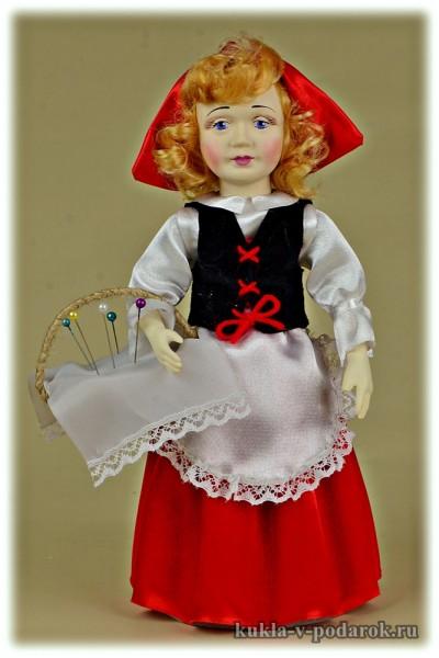 Куклы игольницы