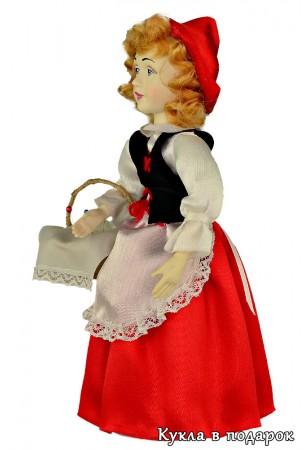 Маленькая Красная Шапочка в подарок