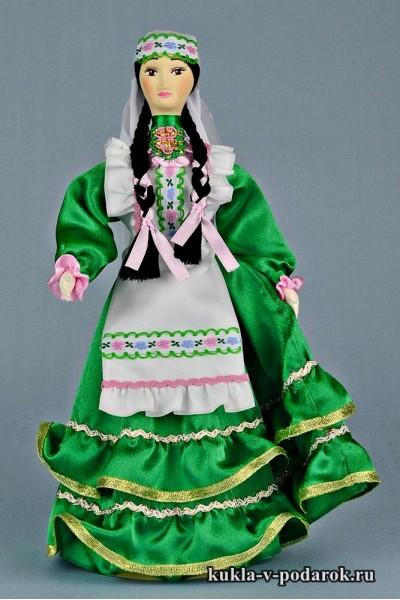 Татарская кукла