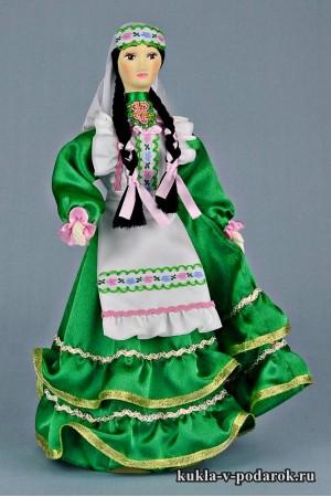 фото татарская кукла в подарок