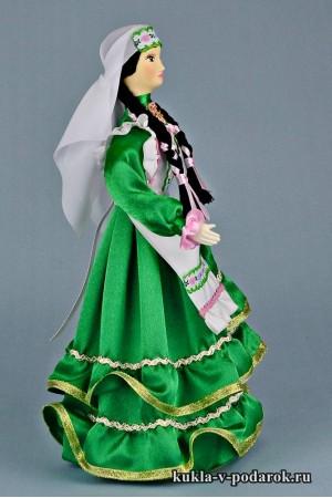 фото татарская кукла ручная работа