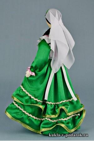 фото татарская кукла авторская работа