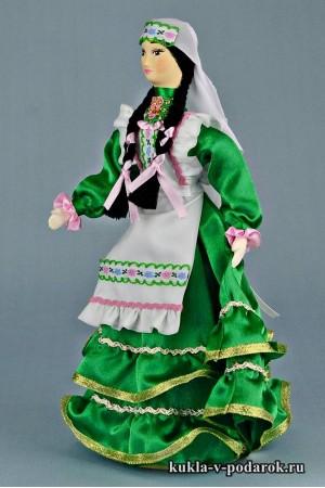 фото татарская кукла сделано в России Москва