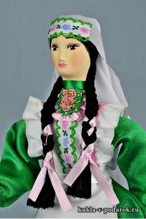 фото татарская кукла готовая работа в наличии