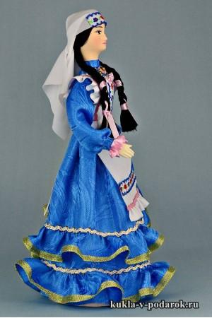 фото татарская кукла в национальной одежде
