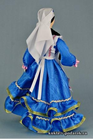 фото татарская кукла сувенир Татарстана
