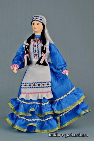 фото татарская кукла подарок татарке