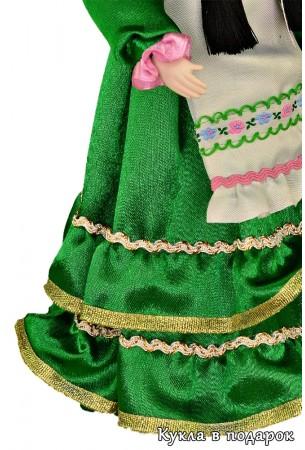 Узоры и орнаменты татарского платья