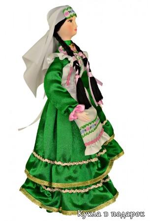 Кукла в татарском народном костюме
