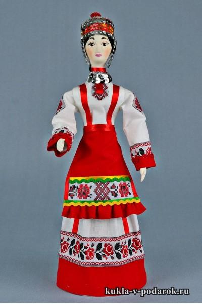 Чувашская кукла