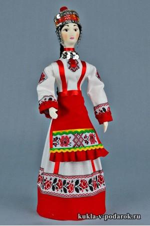Чувашская кукла в подарок