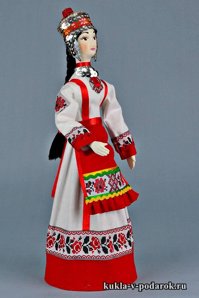 Сшить куклу в национальном костюме фото 602