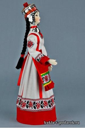 Чувашская кукла ручная работа