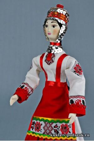 Чувашская кукла уникальный подарок