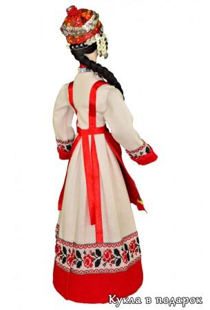 Чувашский подарок кукла из Чебоксар