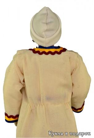 Традиционная одежда марийца мужчины