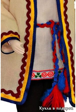 Вышивка и орнамент марийского национального костюма
