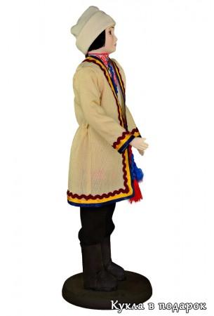 Часть культуры Марий Эл кукла в марийском костюме