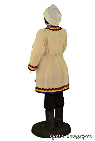 Сувенир Марий Эл мужчина в национальном костюме