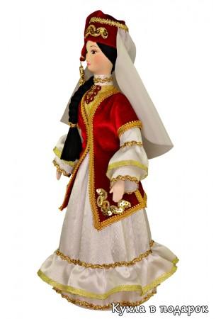 Сувенир из Москвы - татарская кукла в подарок