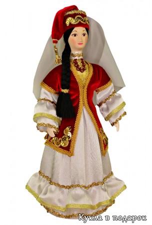 Кукла подарок в татарском костюме