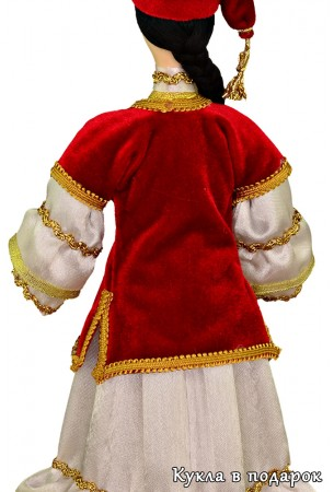 Камзол традиционная одежда татарских женщин