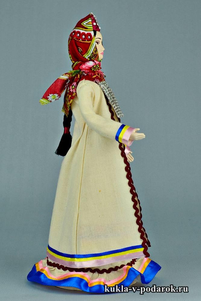 Сшить куклу в национальном костюме фото 847