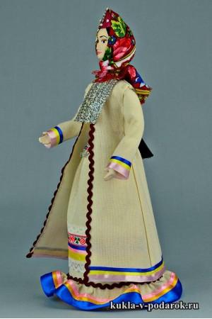 Марийская кукла уникальный подарок