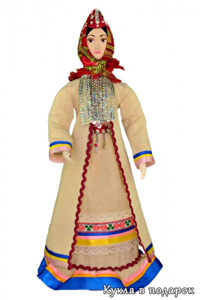 Марийская кукла