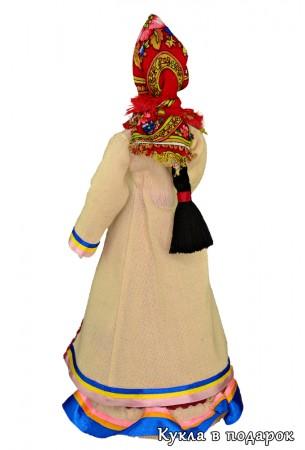 Марийский стиль - кукла в народной одежде
