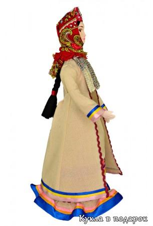 Культура Марий Эл - народный костюм женщины