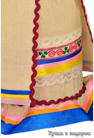 Орнамент и детали марийской одежды