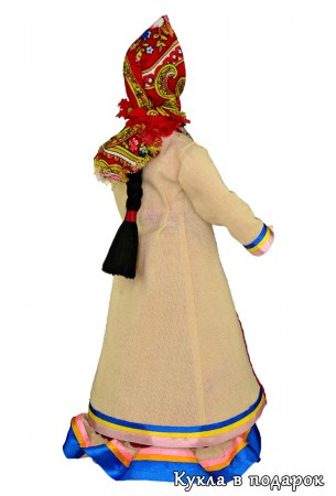 Сувенир Марий Эл авторская кукла