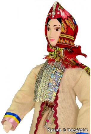 Как одевались марийские женщины - особенности головного убора