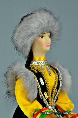 Башкирская кукла сделано в России Москва
