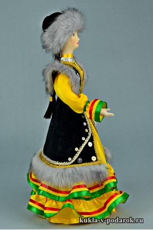 Башкирская кукла уникальный подарок