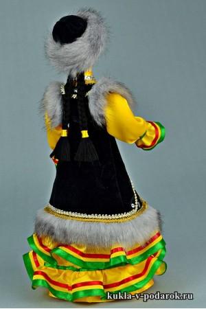 Башкирская кукла сувенир Башкортостана