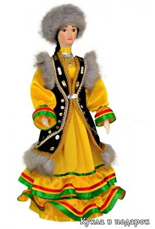 Башкирская кукла в подарок