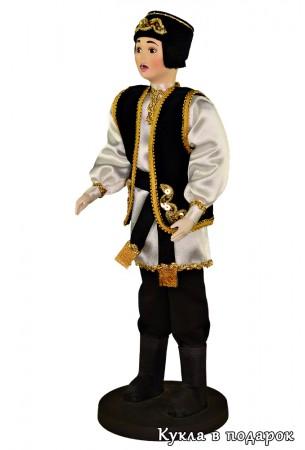 Фото куклы татарин в народном костюме
